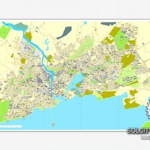 Urban plan Galway Ireland PDF