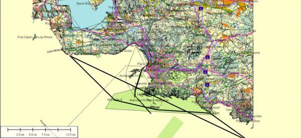 Marseille Map Vector France printable City Plan Atlas 49 parts full editable Street Map Adobe Illustrator