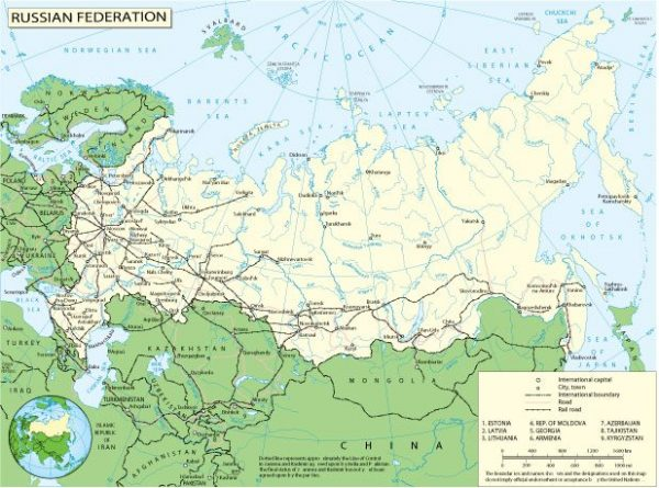 Free vector map Russia, Adobe Illustrator, download now maps vector clipart >>>>> Map for design, projects, presentation free to use as you need.