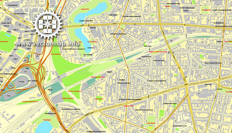 Urban plan Germany Admin PDF
