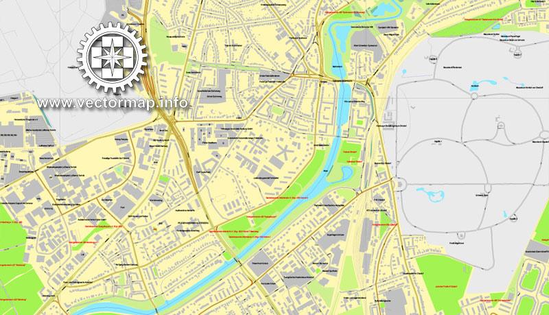 Urban plan Hamburg PDF