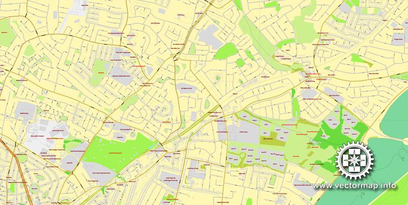 Urban plan Dublin Ireland pdf