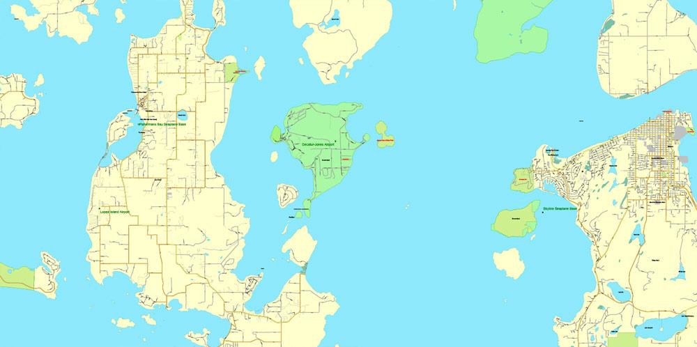 City map Victoria Canada pdf