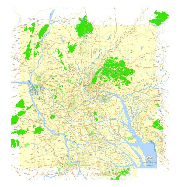 printable_map_guangzhou_china_g-view_level_12_eng_ai.ai.zip
