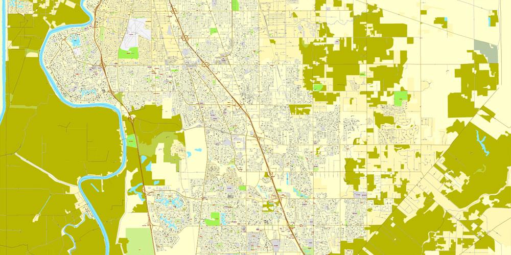 Urban plan Sacramento California pdf