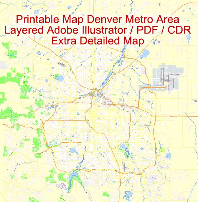 Urban plan Denver Colorado PDF