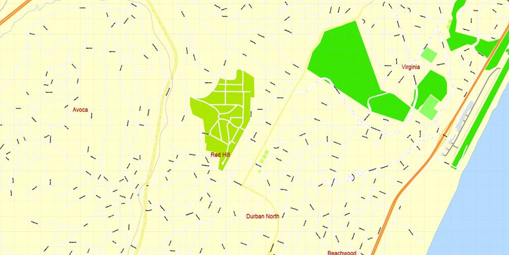 City plan South Africa Admin AI