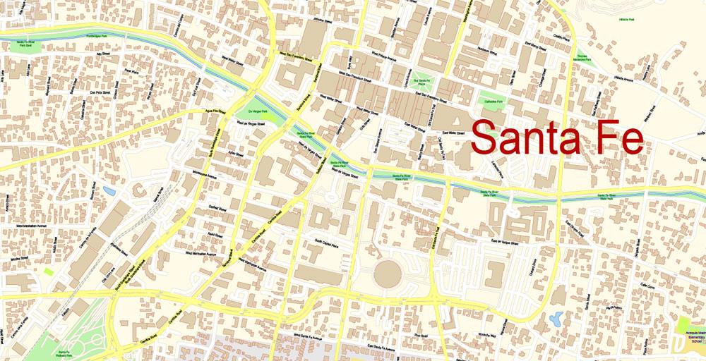 Pdf map Mexico City PDF