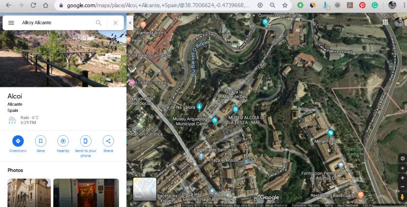 Fantom Lake: Why are our maps better than Google maps? Very simple.