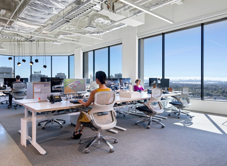 Vector Maps: Even the Pandemic Can't Kill the Open-Plan Office