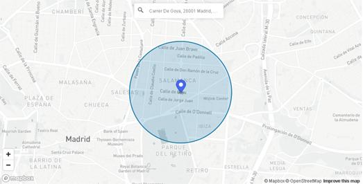 Maps Mania: The Spanish Exercise Map